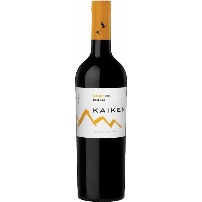 KAIKEN 2014 Reserva Malbec Vin d'Argentine - Rouge - 75 cl