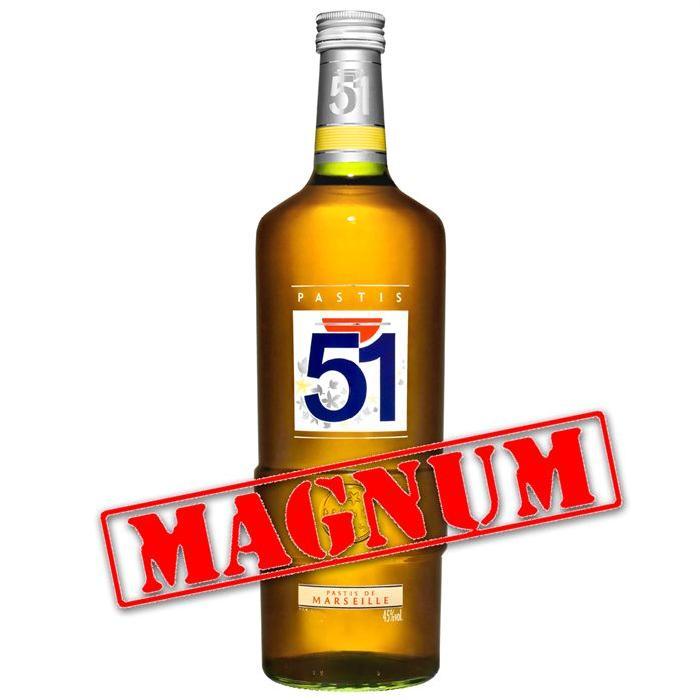 Pastis 51 Magnum (150cl)