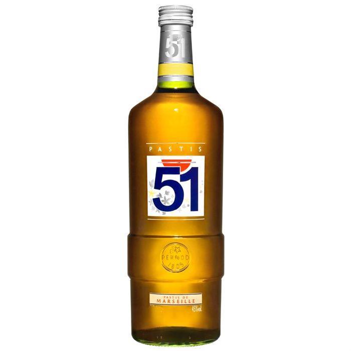 Pastis 51 (70cl)