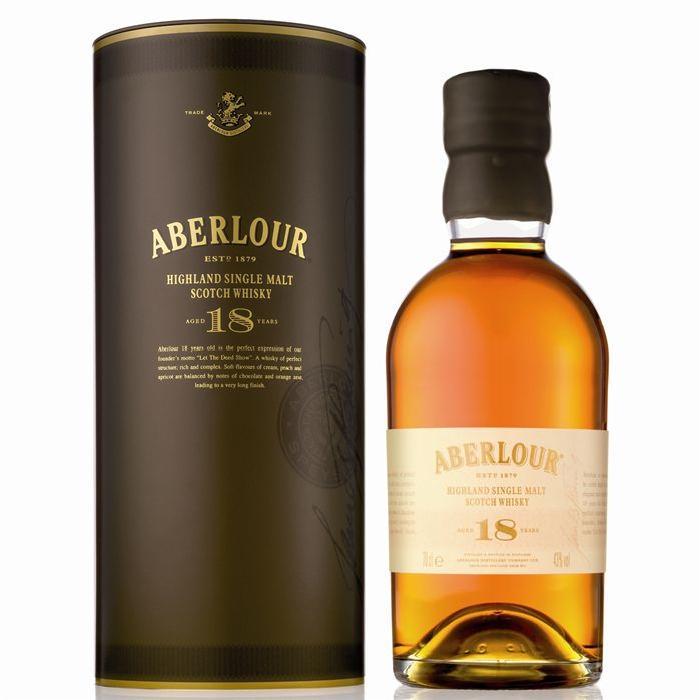 Whisky Aberlour 18 ans (70cl)