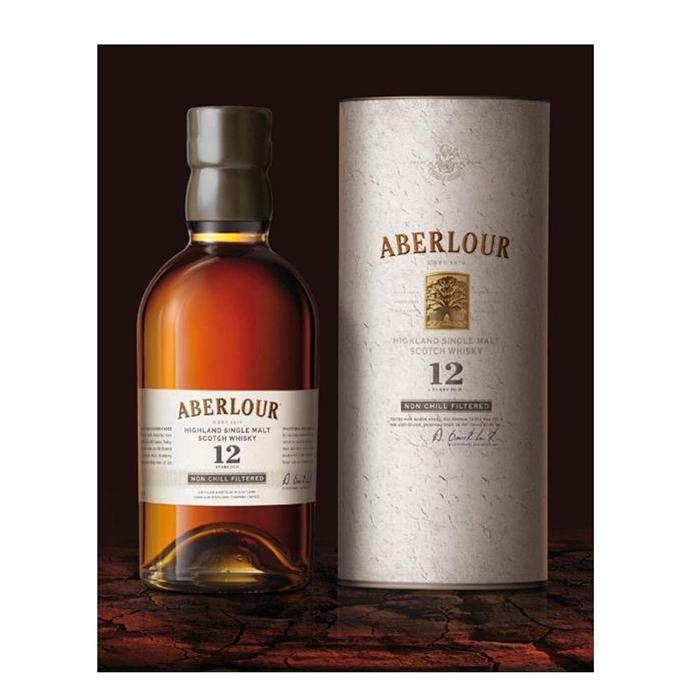 aberlour 12 ans non chilf Filtered 48°