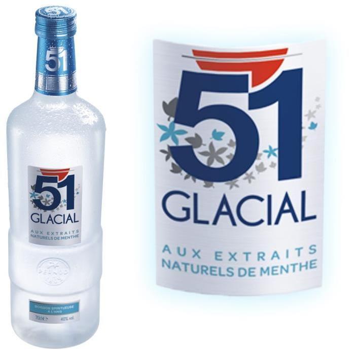 Pastis  51 Glacial 40°