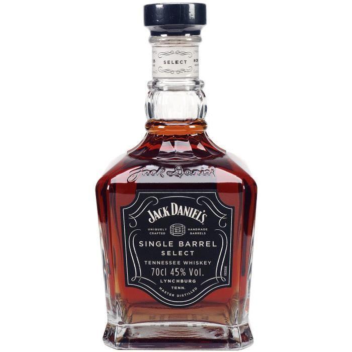 JACK DANIEL'S Whisky - 70cl - 45%