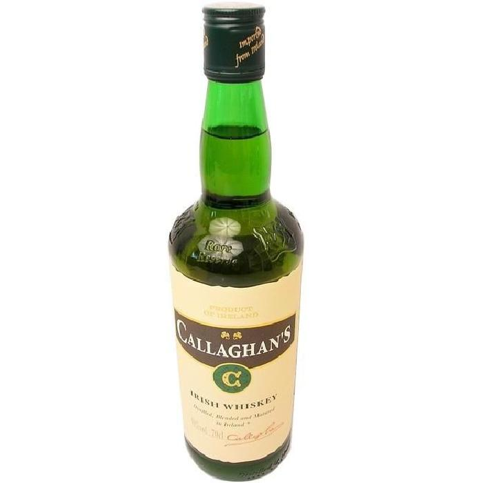 IRISH Whisky Calaghan - 70cl - 40%