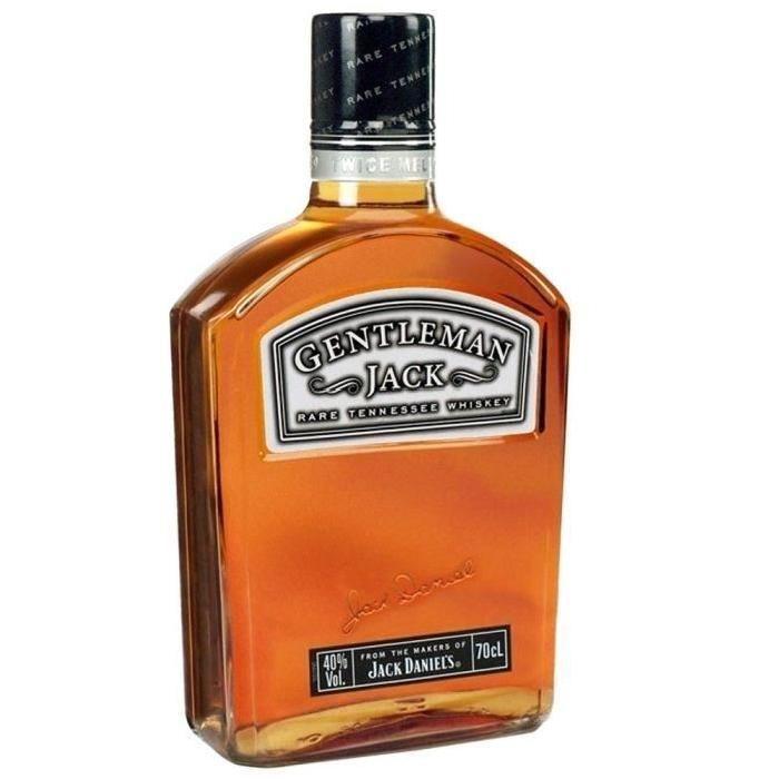JACK DANIEL'S Gentleman jack Bourbon - 70cl - 40%