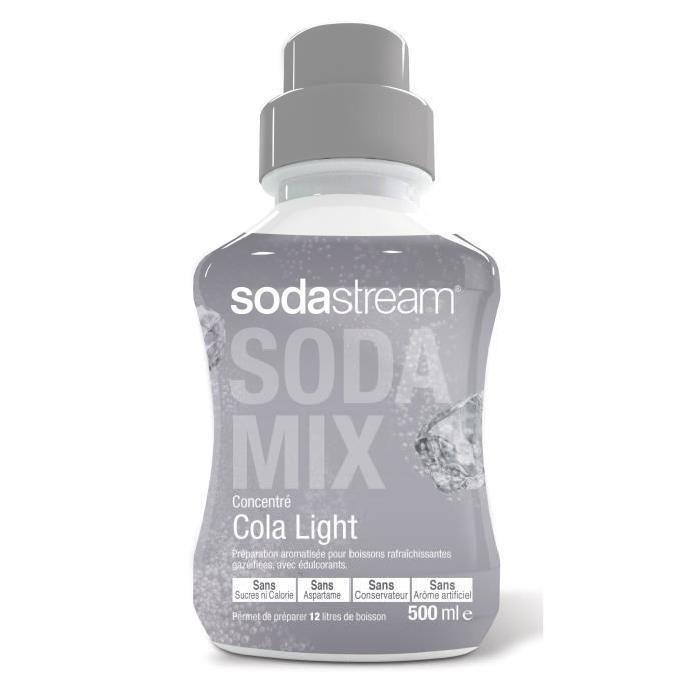 SODASTREAM 30061151 - Concentré cola light 500ml