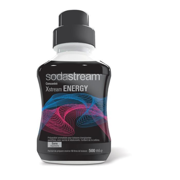 SODASTREAM Concentré XSTREAM ENERGY