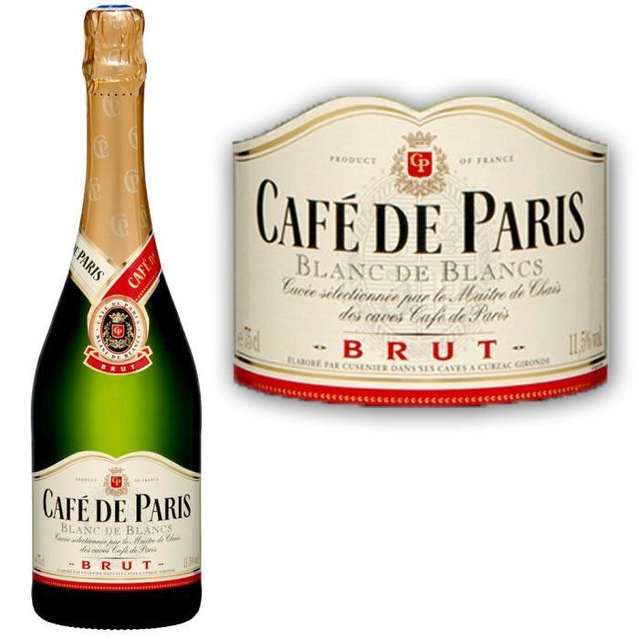 Café de Paris Brut
