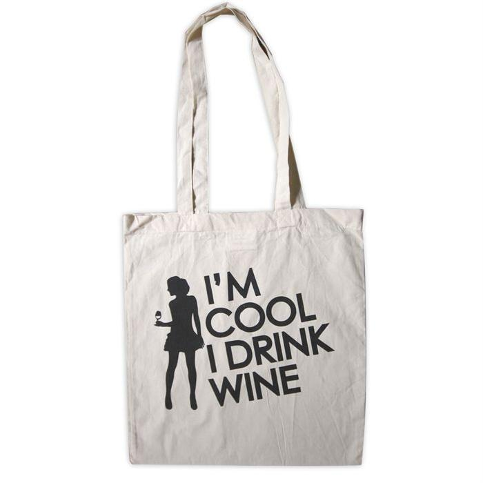 MISS VICKY WINE Sac écru