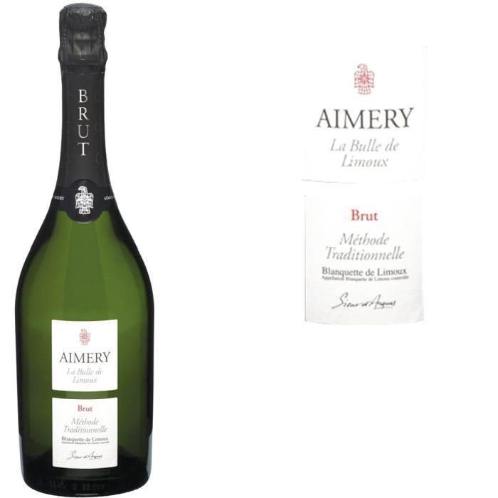 Blanquette de Limoux Aimery 75CL 12%