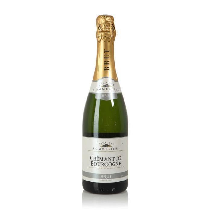 Crémant de Bourgogne - 75 cl - 12 %