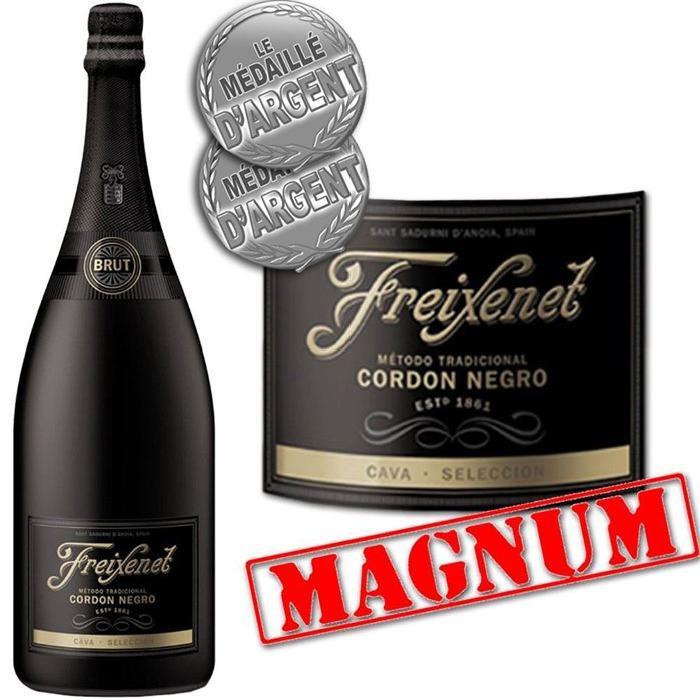 Cava Freixenet Cordon Negro Magnum