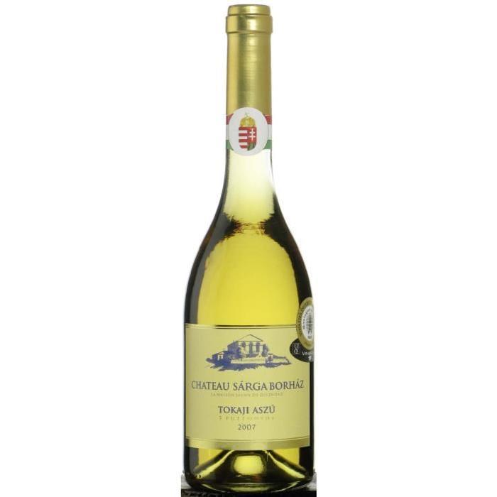 TOKAJI ASZU 5 Puttonyos Borhaz Vin de Hongrie - Blanc  - 50 cl