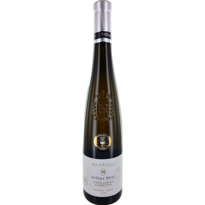 A. Metz Pinot Gris Vin d'Alsace - Gris - 75 cl