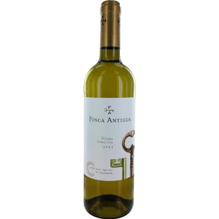 Finca Antigua Viura Vin Espagnol - Blanc - 75 cl