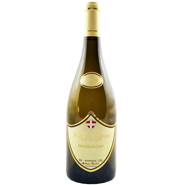 Adrien Vacher Savoie AOC Chardonnay Les Adrets 2016 - Vin blanc