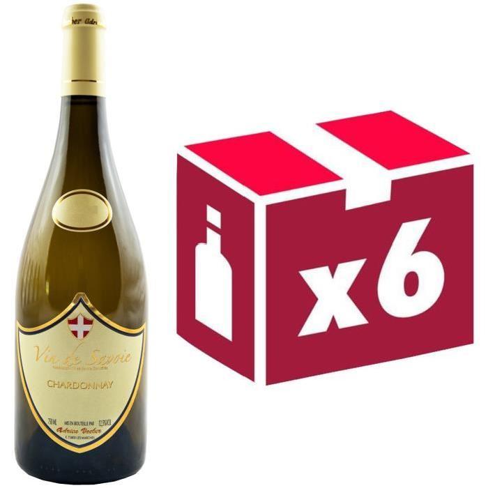 "Adrien Vacher Savoie Chardonnay ""Les Adrets"" 2015"