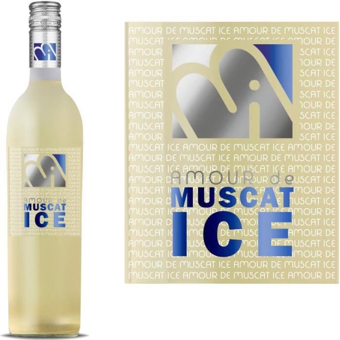 Amour de Muscat ice Saint Jean de Minervois