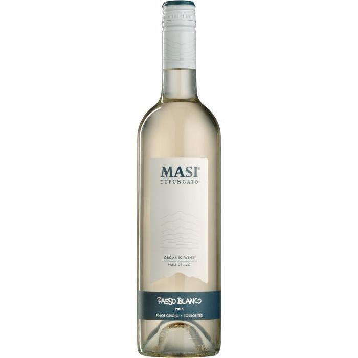 PASSO BLANCO 2015 Vin d'Argentine - Blanc - 75 cl