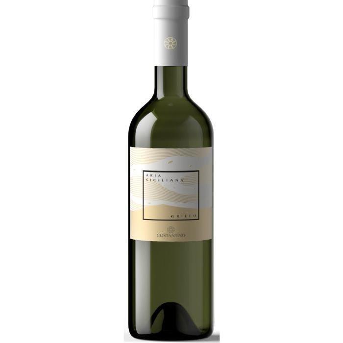 ARIA SICILIANO 2015 Grillo Vin d'Italie - Blanc - 75 cl - IGT