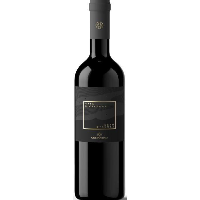 ARIA SICILIANO 2014 Nero d'avola Vin d'Italie - Blanc - 75 cl - IGT