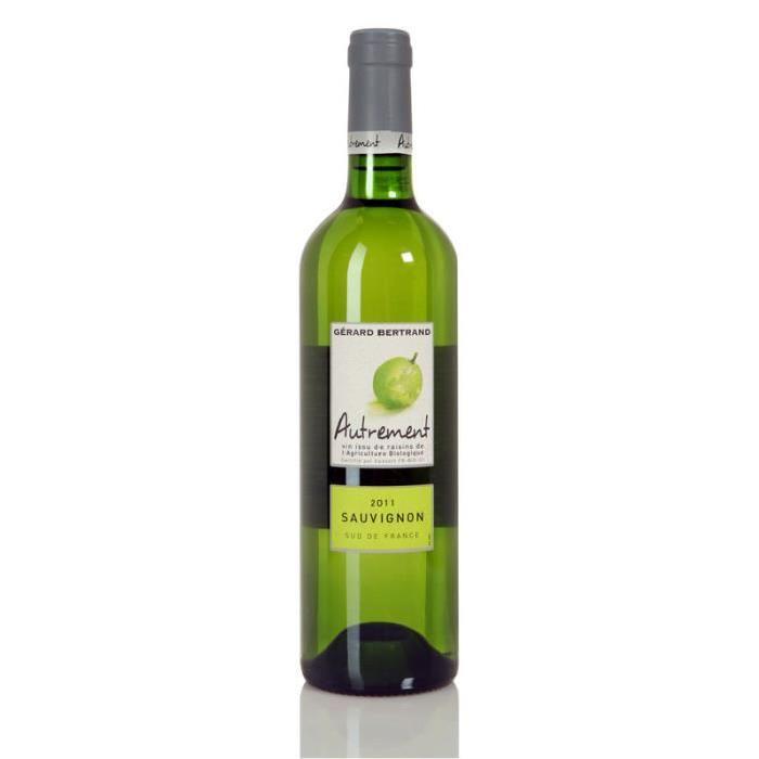 AUTREMENT 2011 Sauvignon Raisin Bio Vin du Sud Ouest - Blanc - 75cl - IGP
