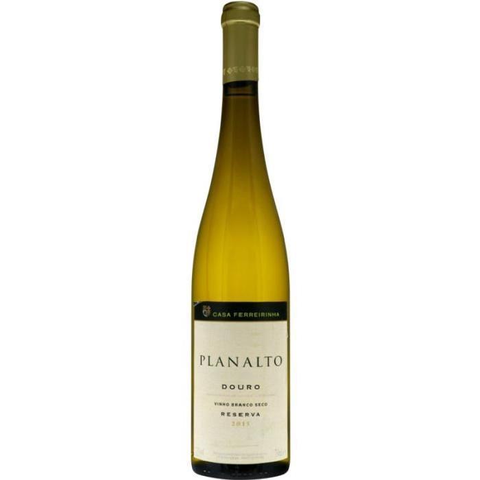 PLANALTO 2015 Reserva douro Vin du Portugal - Blanc - 75 cl