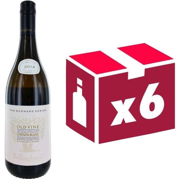 Bellingham Bernard Series Vin d'Afrique du Sud ...