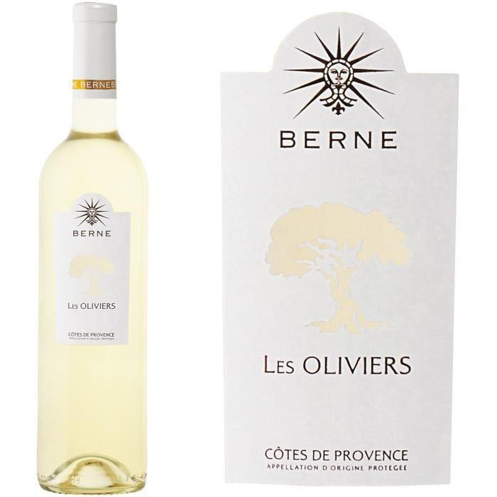 Olivier AOC Côtes de Provence 2015 - Vin Blanc