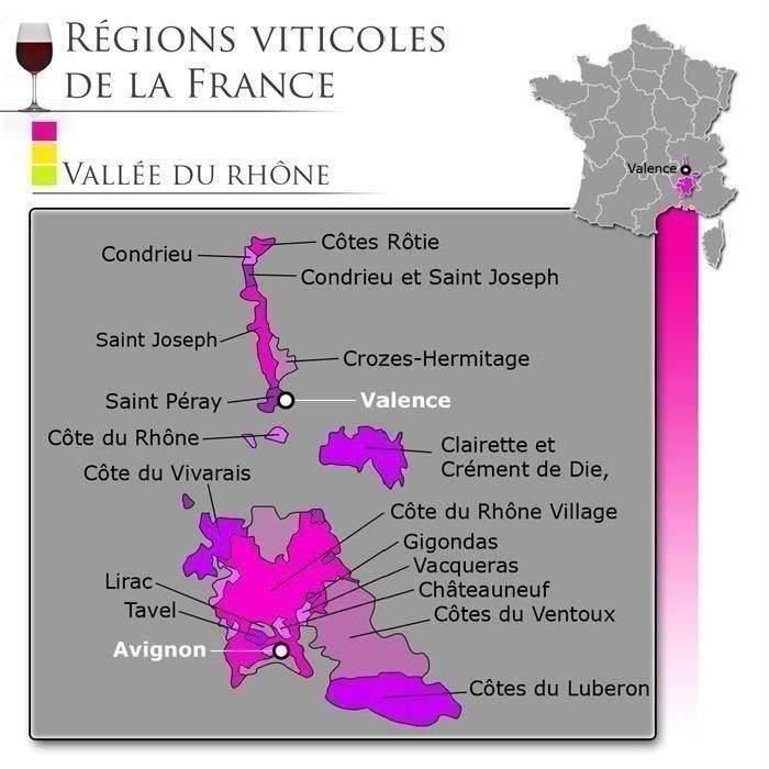 """M. Chapoutier """"Belleruche"""" Côtes du Rhône 2015 ..."""