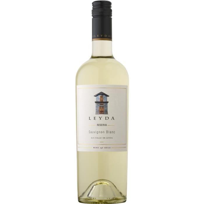 LEYDA RESERVA 2015 Sauvignon Vin du Chili - Blanc -75 cl