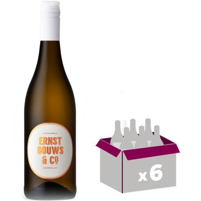 Ernst Gouws & Co Chenin Blanc Afrique du Sud Stellenbosch 2016 - Vin blanc