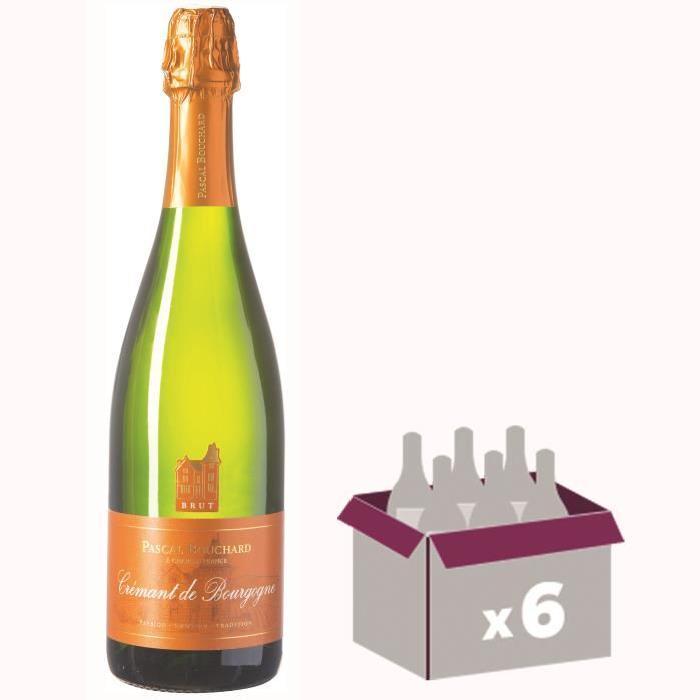 Pascal Bouchard Crémant de Bourgogne Brut Grand Vin de Bourgogne