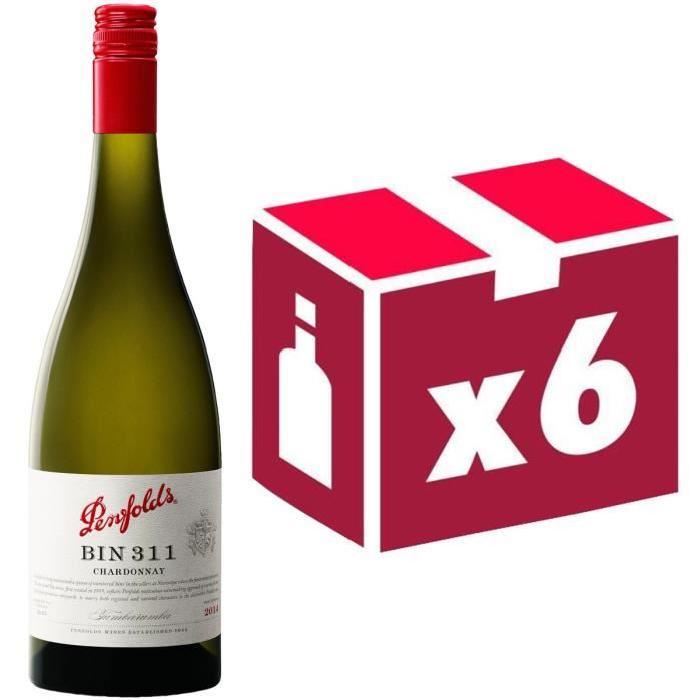 "Penfolds Bin 311 Australie Chardonnay ""Tumbarum..."