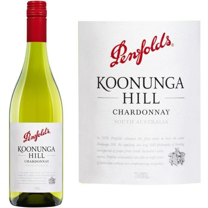 Penfolds Koonunga Hill Australie Chardonnay - V...