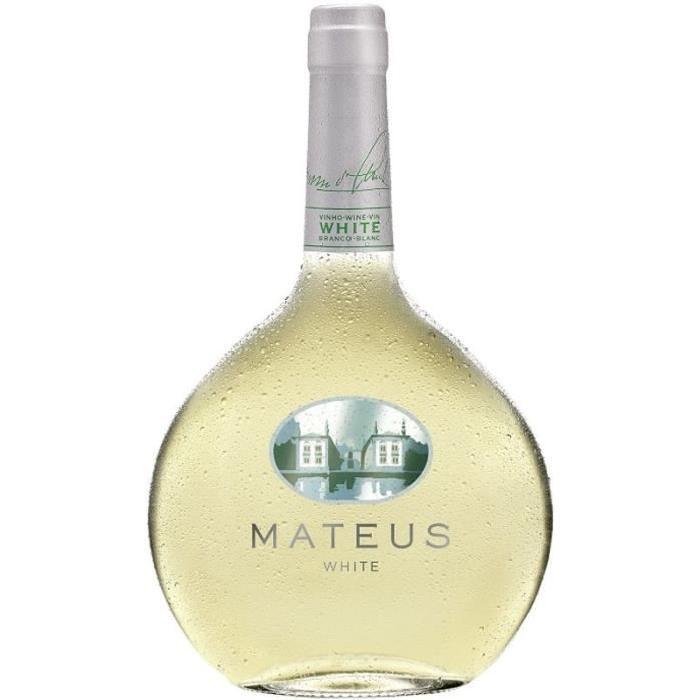 Vin du Portugal MATEUS - Blanc - 75 cl