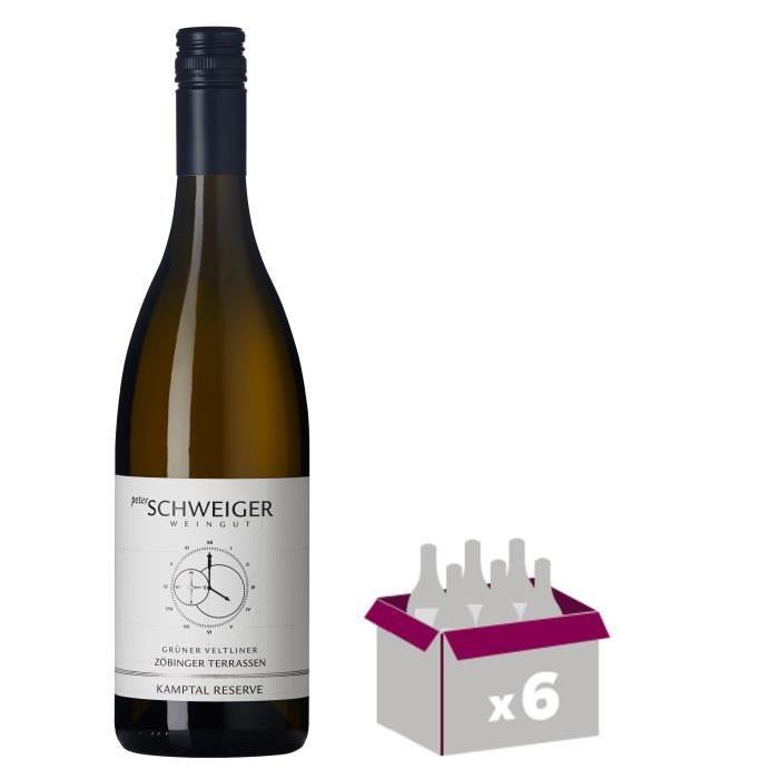 SCHWEIGER KAMPTAL Veltliner Vins de Hongrie - Blanc - 75 cl x 6
