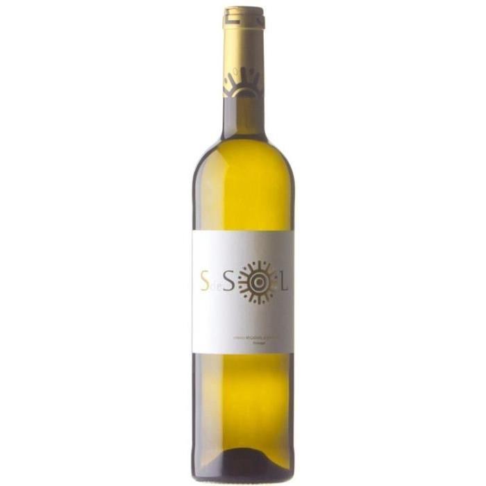 S DE SOL Alentejano Branco Vin du Portugal - Blanc - 75 cl