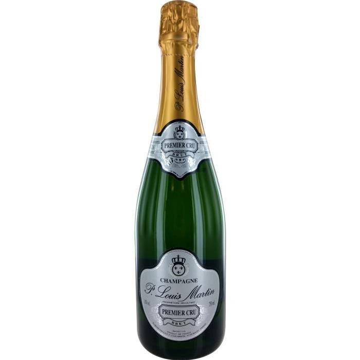 Paul Louis 1ER cru Champagne brut - 75 cl - 12 %