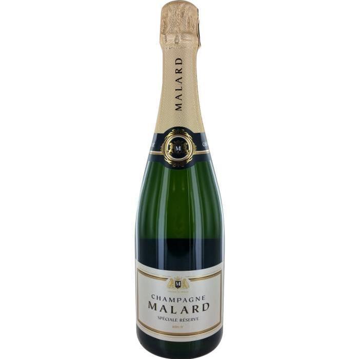 Champagne Malard Réserve Spéciale - 75 cl