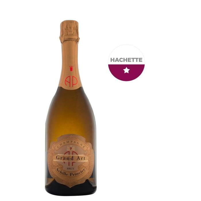 ACHILLE PRINCIER Grand Art Champagne - Brut - 75 cl