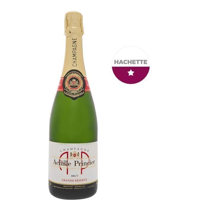 ACHILLE PRINCIER Grande Réserve Champagne - Brut - 75 cl