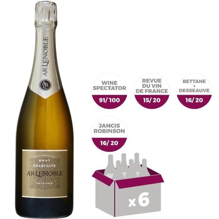 Champagne A.R. Lenoble Brut intense