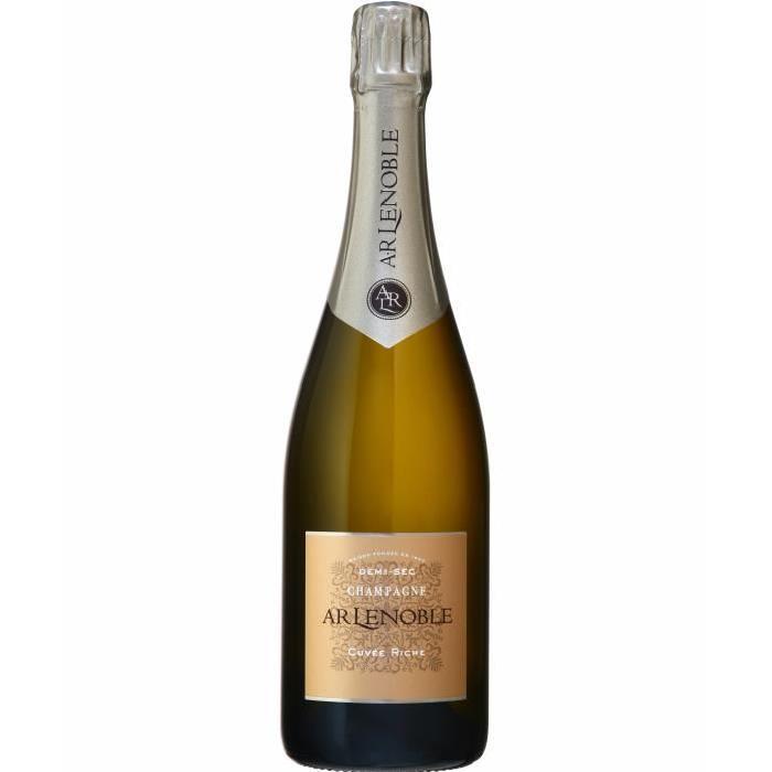 Champagne A.R. Lenoble Riche Demi-sec