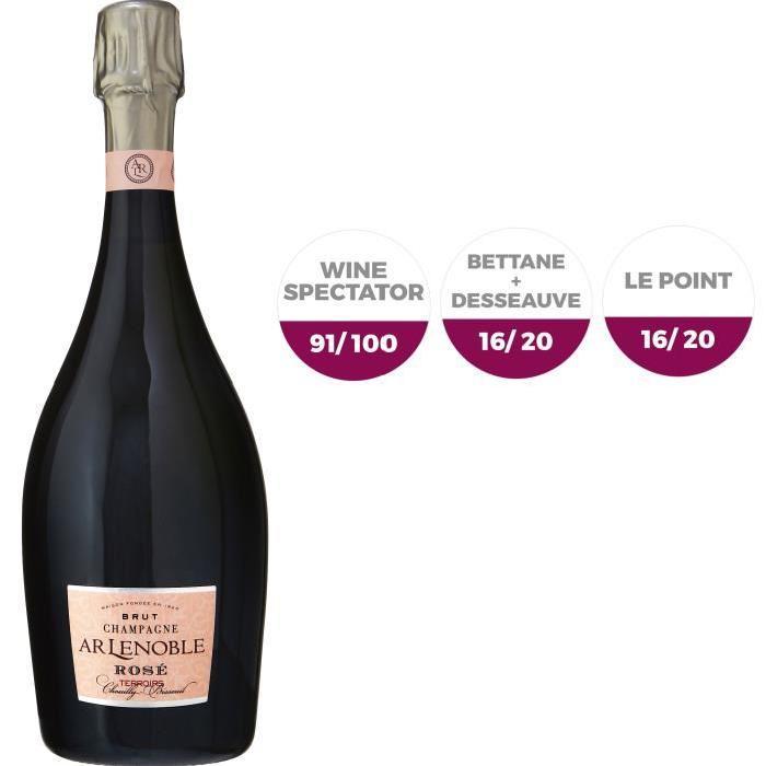 Champagne A.R. Lenoble Rosé Terroirs