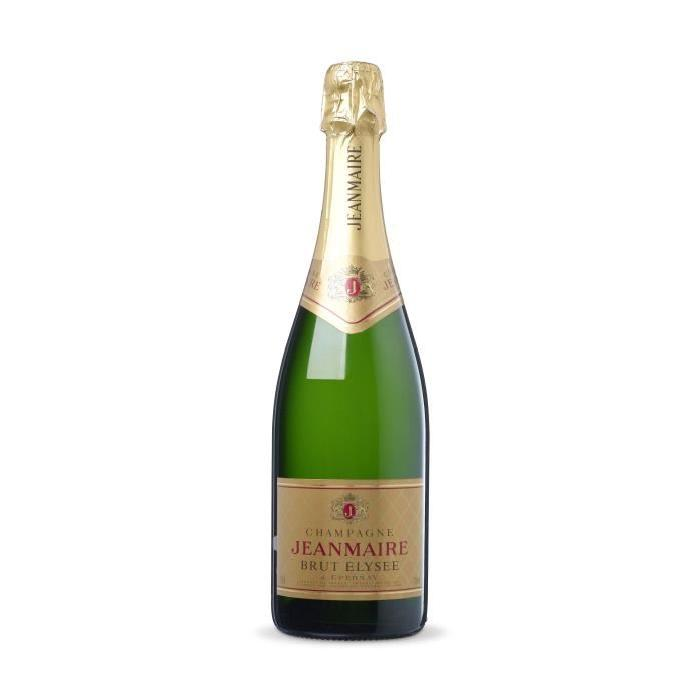 JEANMAIRE ELYSEE Champagne brut- 75 cl - 12 °