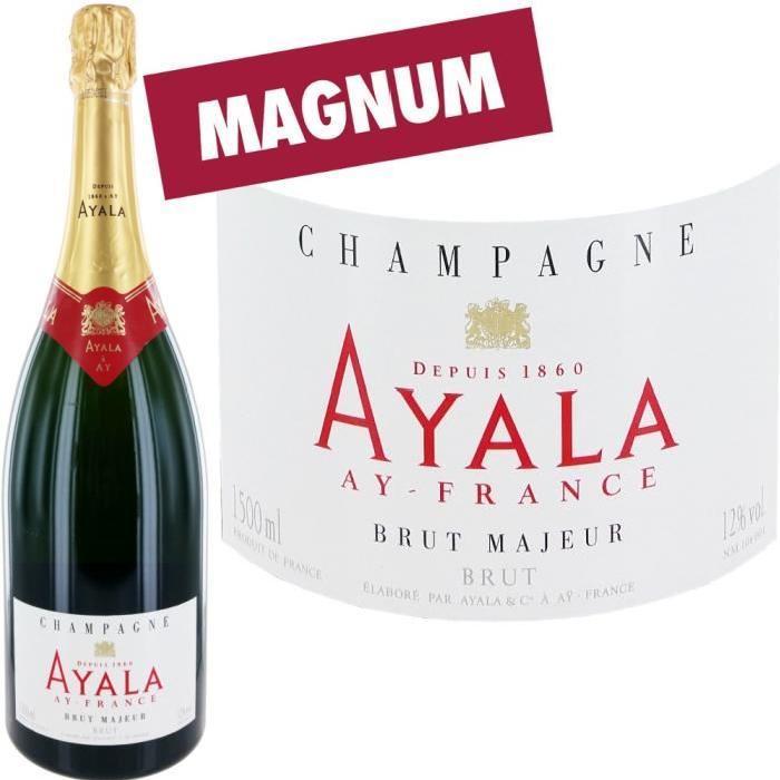 Magnum Ayala Brut Majeur x1
