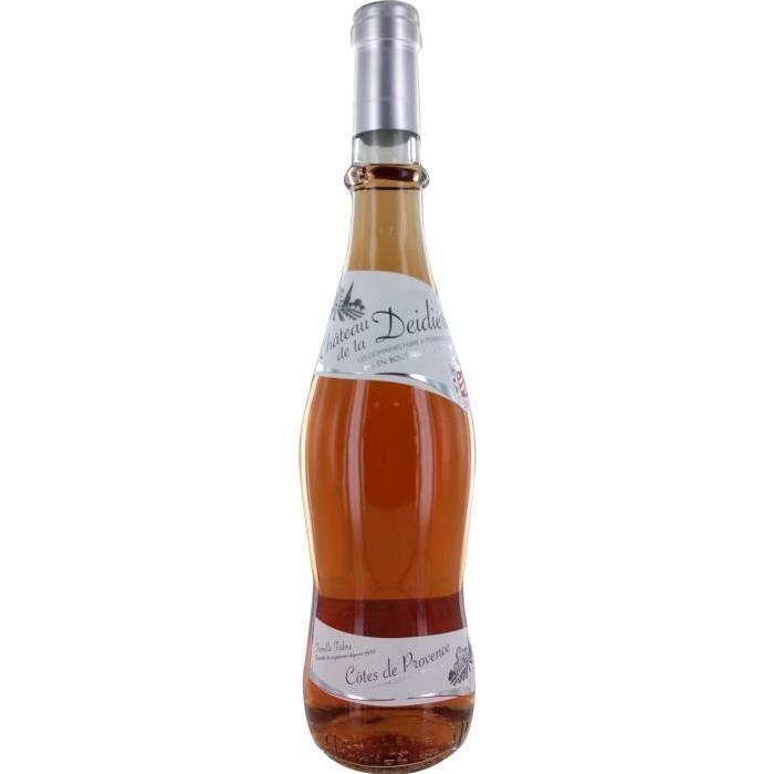 Château Deidiere Vin de Provence - Rosé - 75 cl