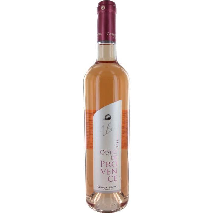 Alais Vin de Provence - Rosé - 75 cl