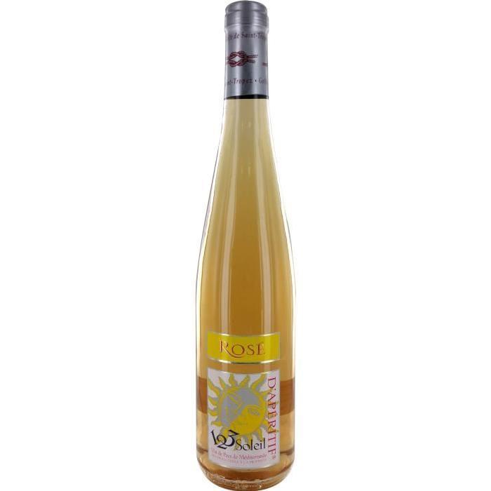 Méditerranée Apéritif Vin de Provence - Rosé - 75 cl